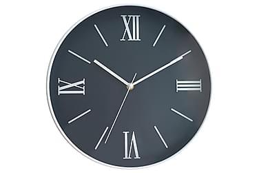 Kello Tummansininen 30,6x30,6cm