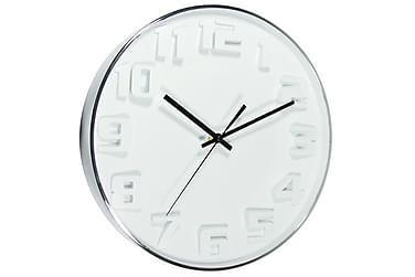 Kello Valkoinen 33,5x33,5 cm