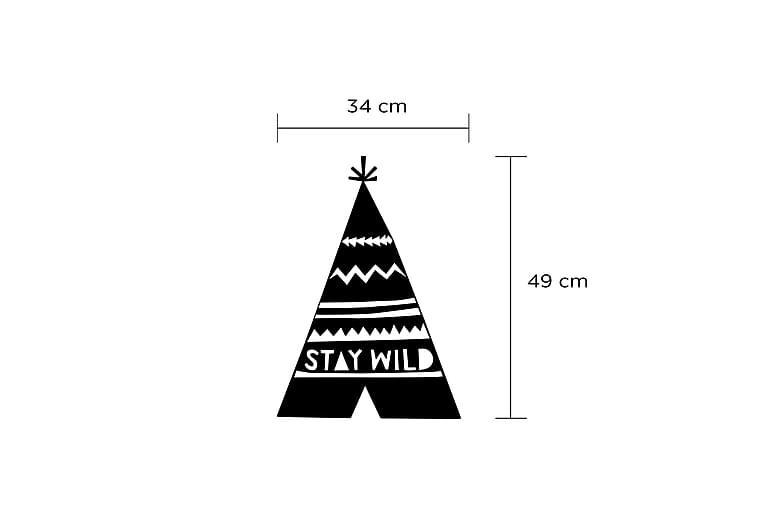 Metallikori Seinä - Sisustustuotteet - Seinäkoristeet - Metallikyltit