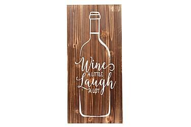 Puukyltti Viinipullo