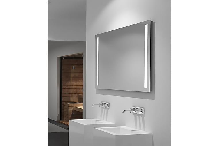 Kylpyhuonepeili Delaryd 70 cm LED-valaistus - Sisustustuotteet - Seinäkoristeet - Peilit
