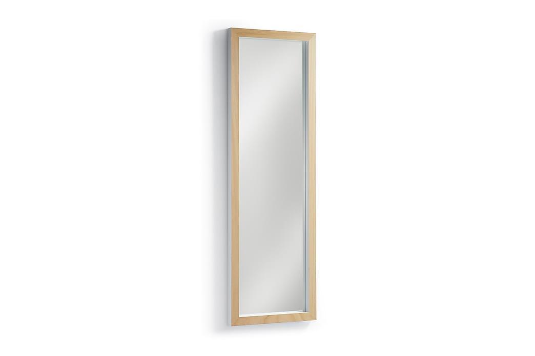 Peili Drop Puukehyksillä 148/4cm - Sisustustuotteet - Seinäkoristeet - Peilit