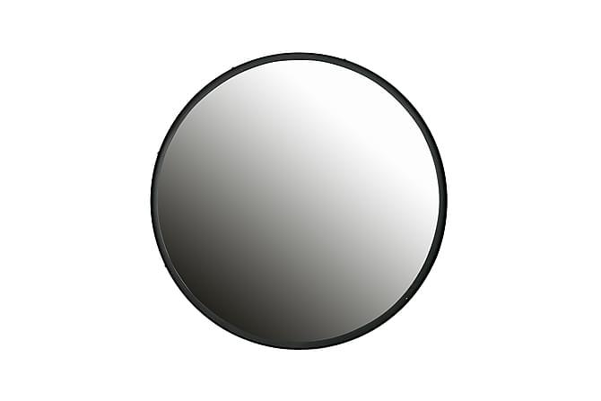 Peili L Renza 56 cm Pyöreä - Metalli - Sisustustuotteet - Seinäkoristeet - Peilit