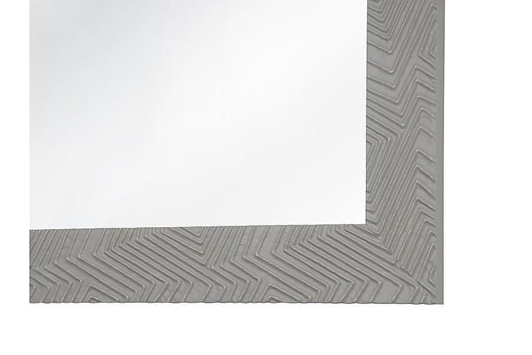 Peili Langworthy 60x90 cm - Harmaa - Sisustustuotteet - Seinäkoristeet - Peilit