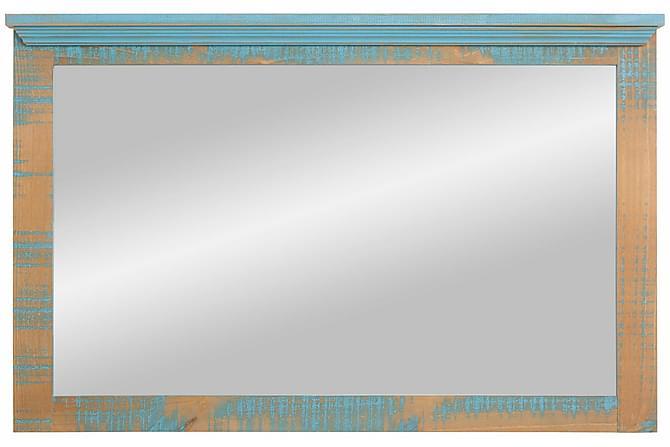 Peili Majla 110 cm - Turkoosi - Sisustustuotteet - Seinäkoristeet - Peilit