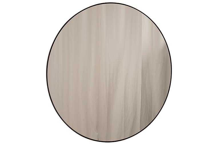 Peili Musta - AG Home - Sisustustuotteet - Seinäkoristeet - Peilit