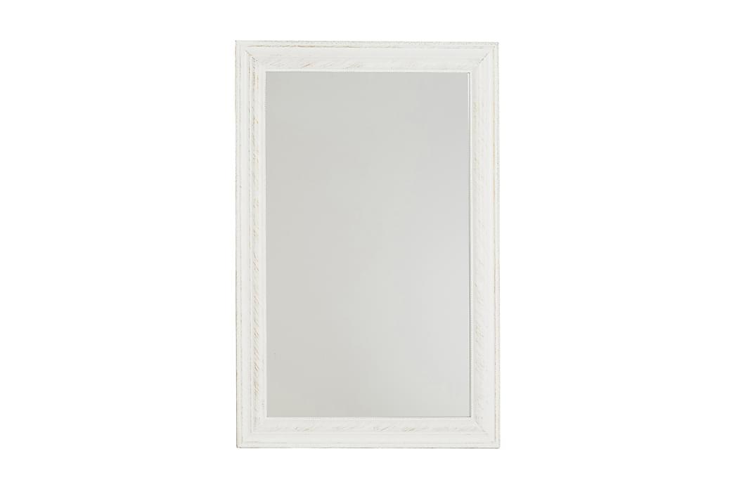 Peili Rhianu 60 cm - Valkoinen - Sisustustuotteet - Seinäkoristeet - Peilit