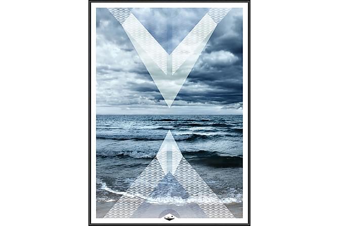 Beach View Taulu - 50x70 cm - Sisustustuotteet - Seinäkoristeet - Taulut & taide