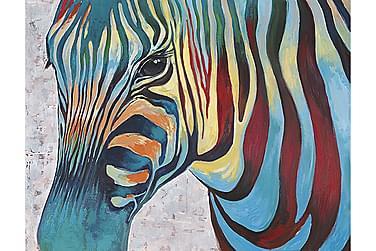 Canvastaulu Zebra