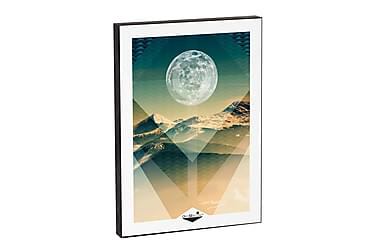 Moonscape 3-D taulu 21*15*2