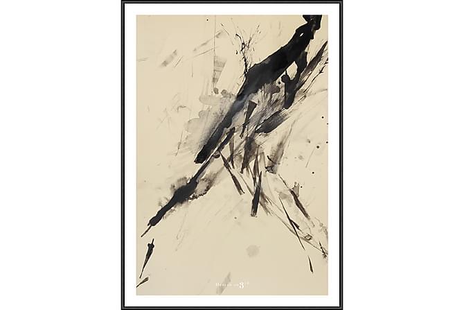 Splash Taulu - 50x70 cm - Sisustustuotteet - Seinäkoristeet - Taulut & taide