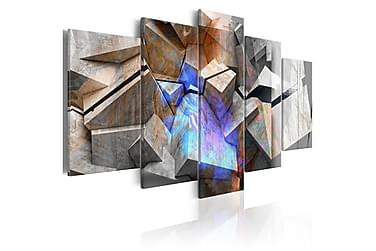 Taulu Abstract Cubes 200x100