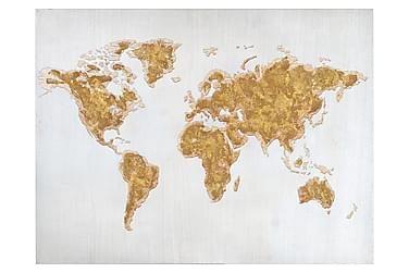 Taulu Maailma 80x60