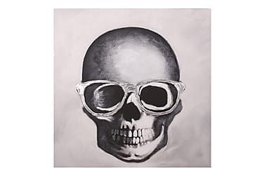 Taulu Skeleton Valkoinen