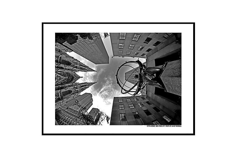 Juliste Fifth Avenue - Saatavilla useita kokoja - Sisustustuotteet - Seinäkoristeet - Julisteet
