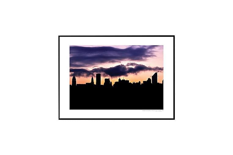 Juliste Manhattan sunset - Saatavilla useita kokoja - Sisustustuotteet - Seinäkoristeet - Julisteet