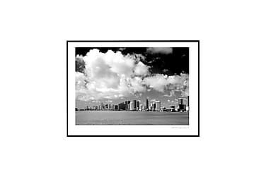 Juliste Miami skyline