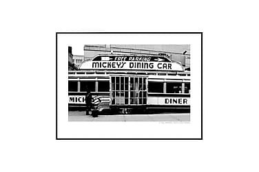 Juliste Mickey's Diner
