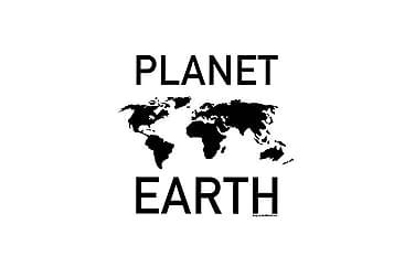 Juliste Planet Earth