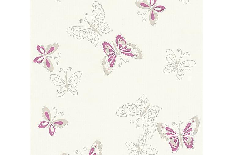 AS Creation Butterfly Tapetti Happy Spring Kuitu - AS Creation - Sisustustuotteet - Tapetit - Kuviolliset tapetit
