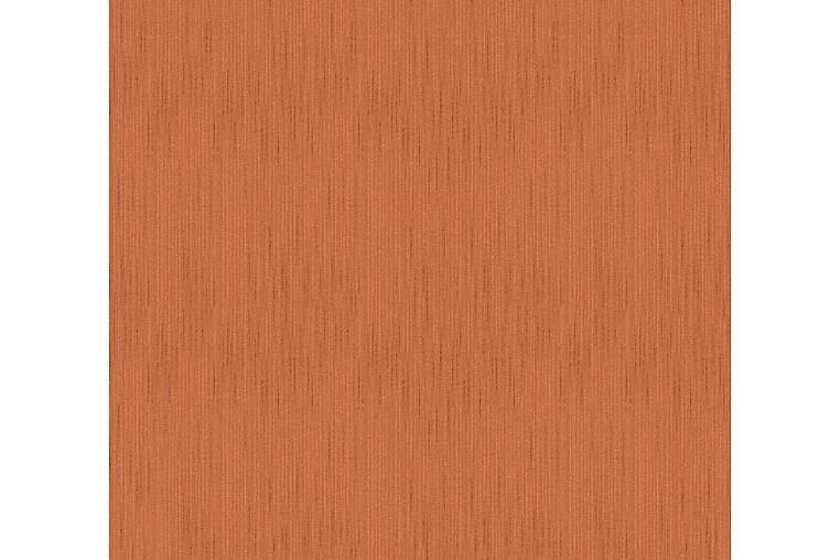 AS Creation Tapetti Tessuto 2 Kuitu Oranssi - AS Creation - Sisustustuotteet - Tapetit - Kuviolliset tapetit
