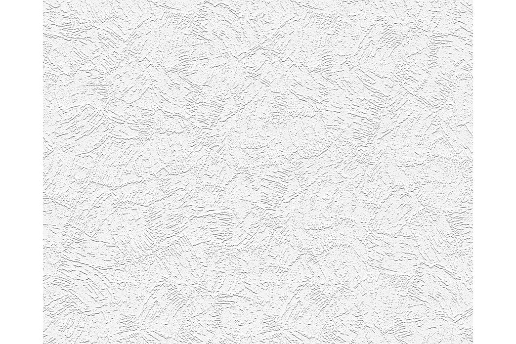 AS Creation Tapetti Simply Valkoinen Paperi Valkoinen - AS Creation - Sisustustuotteet - Tapetit -