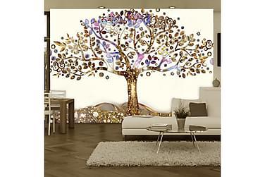 Valokuvatapetti Golden Tree 150x105