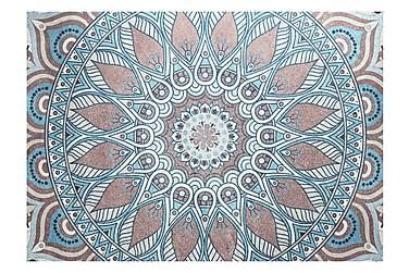Valokuvatapetti Oriental Circle 100x70