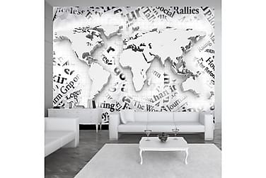Valokuvatapetti The World Of Newspapers 250x175