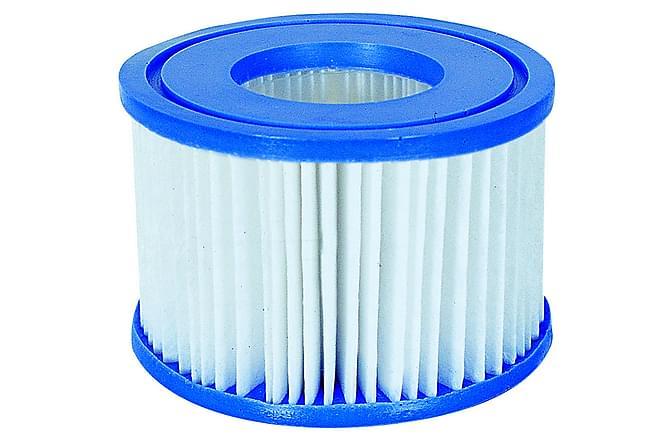 Lay-Z-Spa Filter - Sininen/Valkoinen - Uima- & porealtaat - Poreallastarvikkeet - Muut allastarvikkeet
