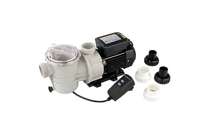 Ubbink Poolmax TP 50 Pumppu 7504297 - Musta - Uima- & porealtaat - Porealtaan puhdistus - Porealtaan suodattimet