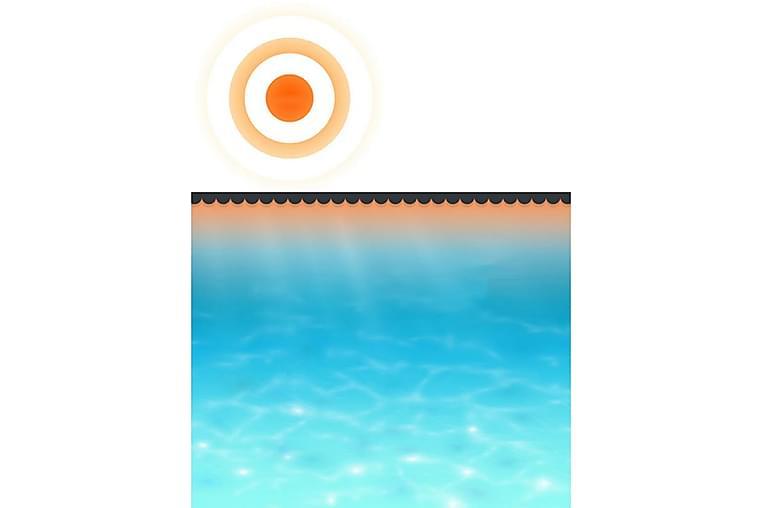 Pyöreä Uima-altaan Suoja 549 cm PE Sininen - Sininen - Uima- & porealtaat - Uima-allastarvikkeet - Muut uima-allastarvikkeet