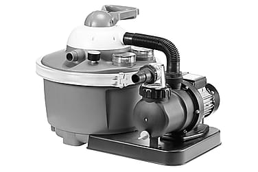 Hiekkasuodatinjärjestelmä ClearWater Compact 250W