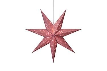 Clara Riippuva tähti 75 Vaaleanpunainen