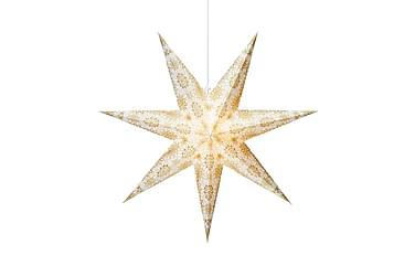 Isadora Riippuva Tähti 75 Valkoinen/Kulta