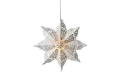 Joulutähti Hall 70 cm Valkoinen