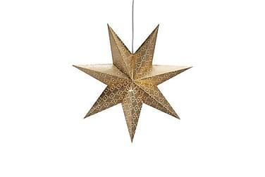 Joulutähti Tostared 45 cm Kulta