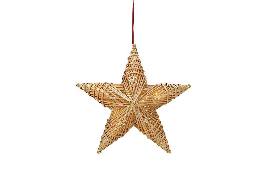 Koriste Tähti Tora LED Olki - Markslöjd - Valaistus - Jouluvalaistus - Joulutähdet