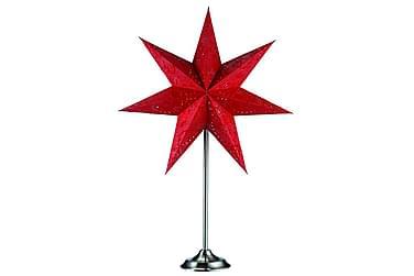 Pöytätähti Aratorp 64 cm Punainen