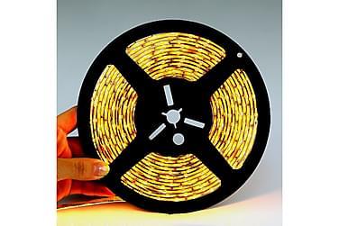 LED-nauha 4.8W/m, 12V, IP65, 3000K, himmennettävä, 5m/rulla