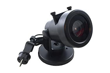 Valaistus Projektori Vaihdettava 12 Erilaista 10-15M