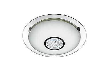 Bathroom Flush LED Peili/Kromi