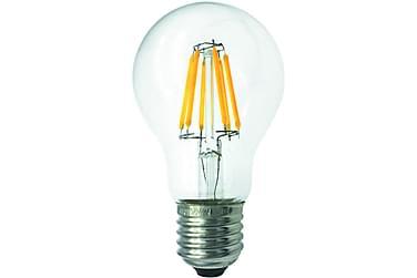 LED-lamppu Normaali 3,6W E27 2700K Filamentti Kirkas