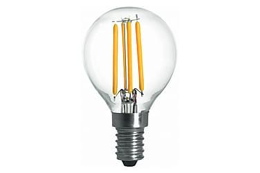 LED-lamppu Pallo 1,8W E14 2700K Filamentti Kirkas