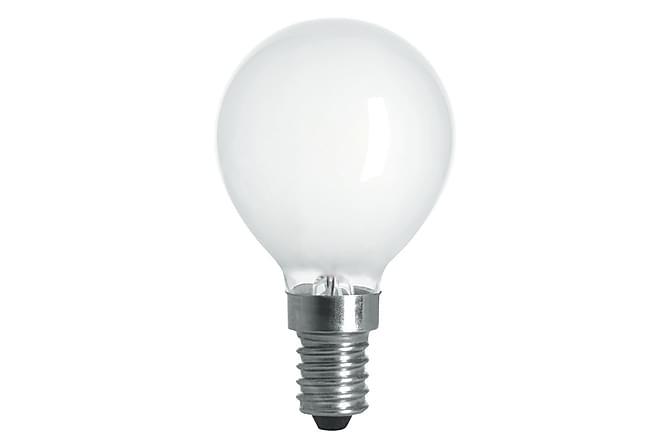 LED-lamppu Pallo 1,8W E14 2700K Filamentti Opaali - Malmbergs Elektriska - Valaistus - Hehkulamput & polttimot - LED-valaistus