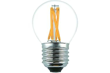 LED-lamppu Pallo 1,8W E27 2700K Filamentti Kirkas