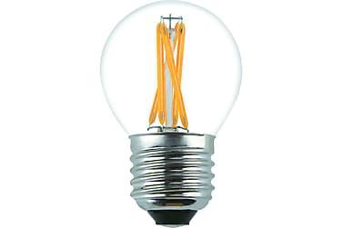 LED-lamppu Pallo 1,8W E27 Filamentti Kirkas