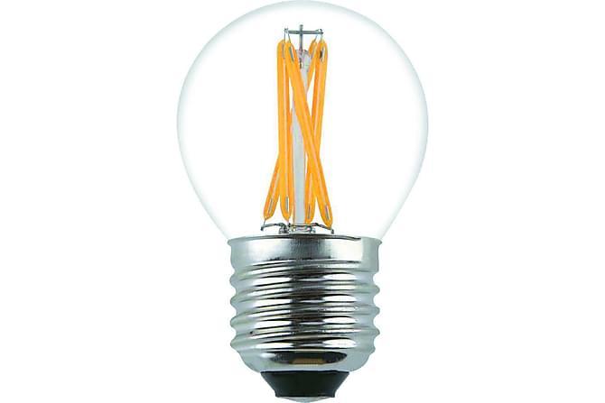 LED-lamppu Pallo 1,8W E27 Filamentti Kirkas - Malmbergs Elektriska - Valaistus - Hehkulamput & polttimot - LED-valaistus
