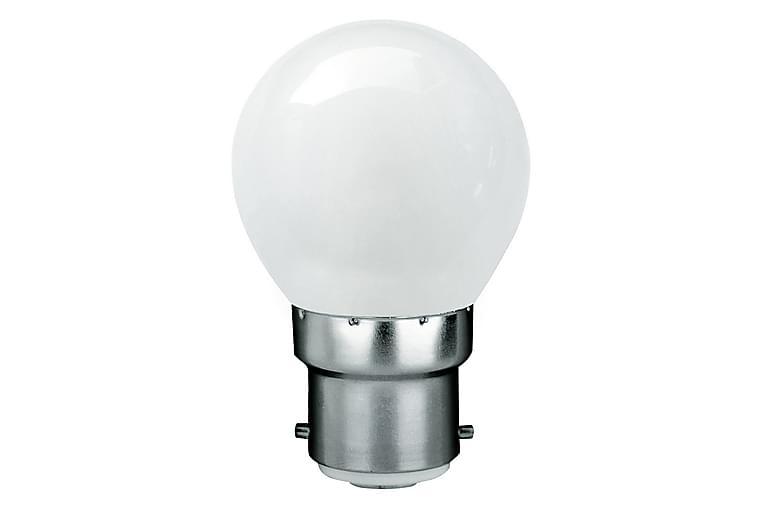 LED-lamppu Pallo 3,6W B22 2700K Himm Filamentti Opaali - Malmbergs Elektriska - Valaistus - Hehkulamput & polttimot - LED-valaistus