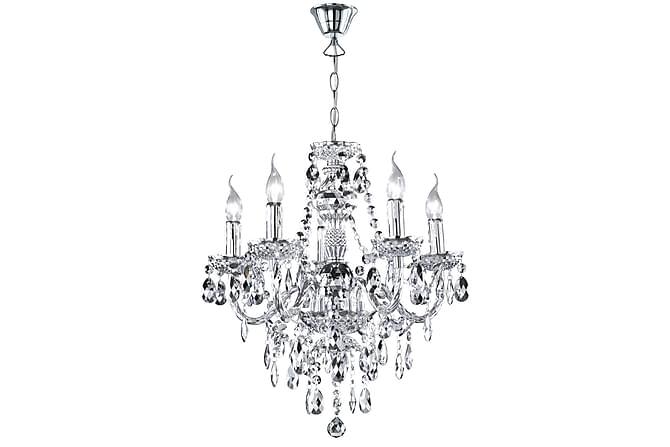Lüster chandelier 5-pc 5xE14 chrome - TRIO - Valaistus - Sisävalaistus & lamput - Kattovalaisimet